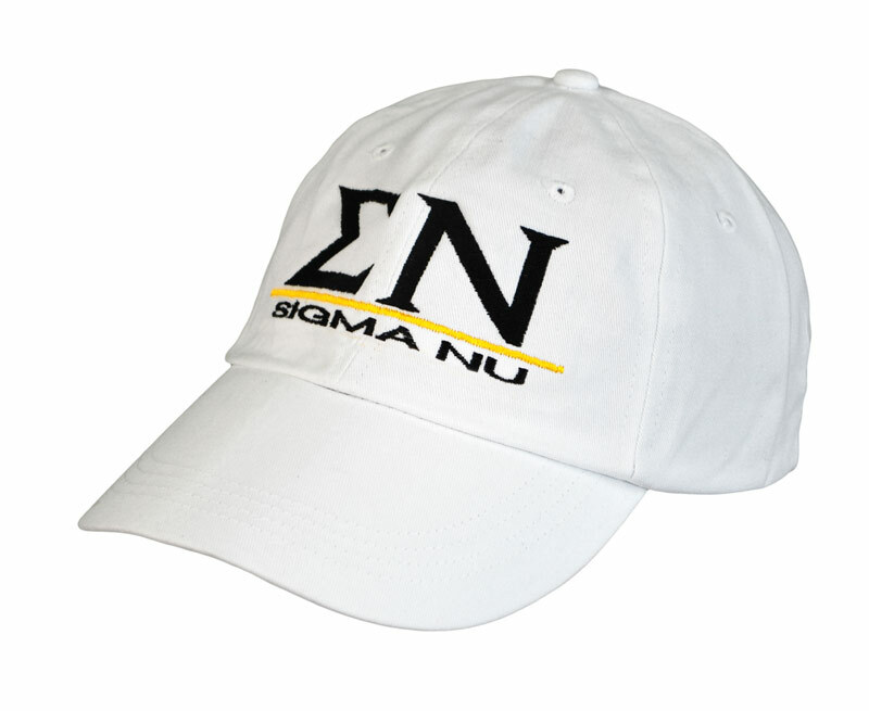 Sigma Nu World Famous Line Hat