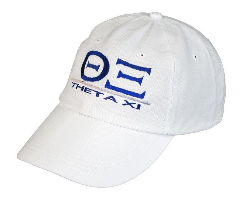 Theta xi World Famous Line Hat