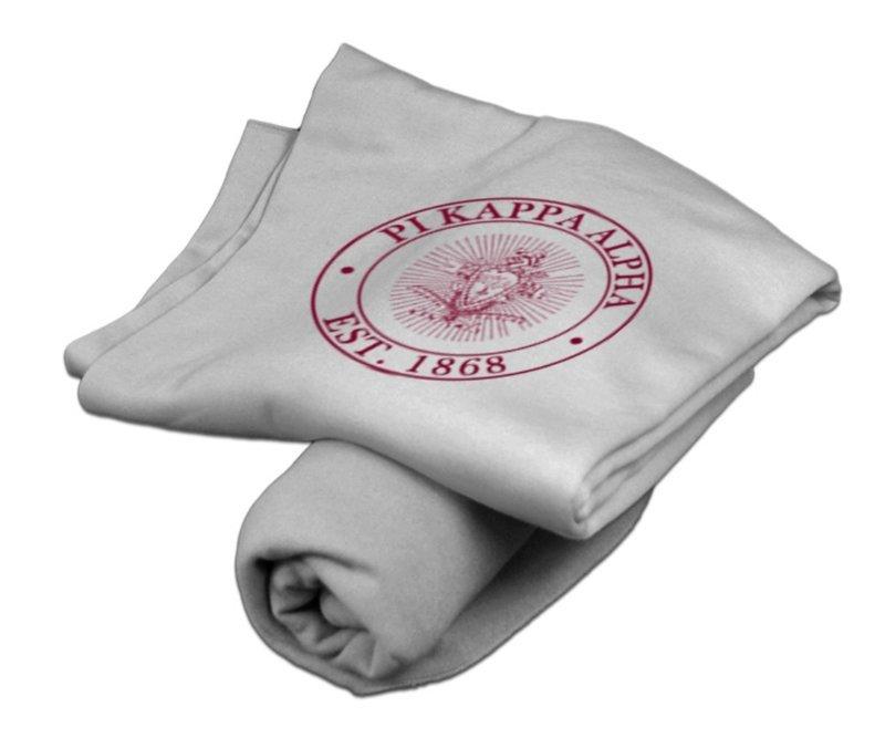 Pi Kappa Alpha Sweatshirt Blanket