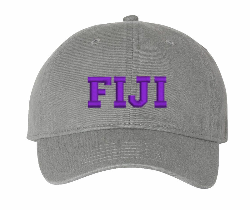 FIJI Pigment Dyed Baseball Cap