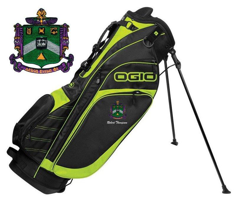 Delta Sigma Phi Golf Bags
