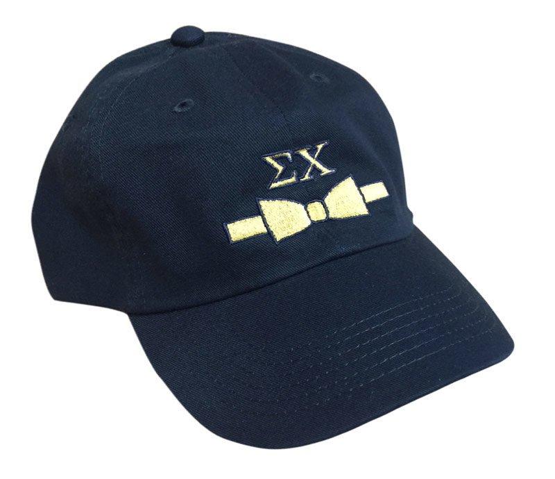 Sigma Chi Bow Tie Ball Cap
