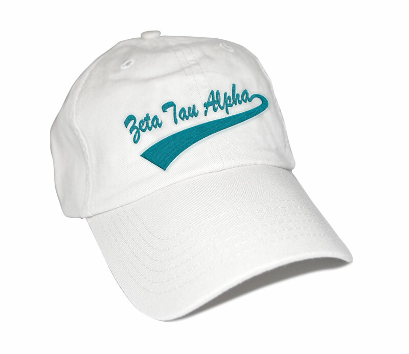 Zeta Tau Alpha Tail Hat