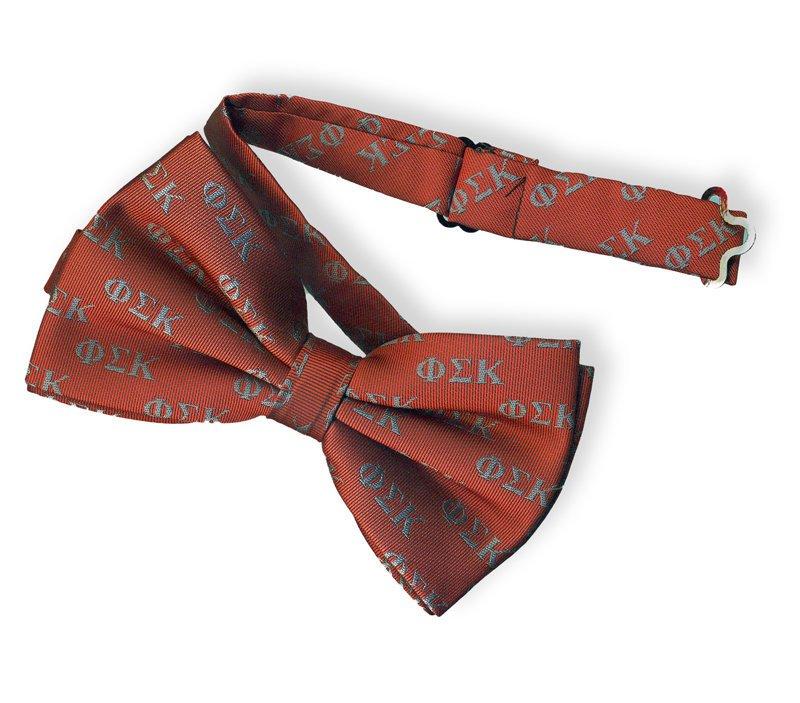 Phi Sigma Kappa Bow Tie - Woven