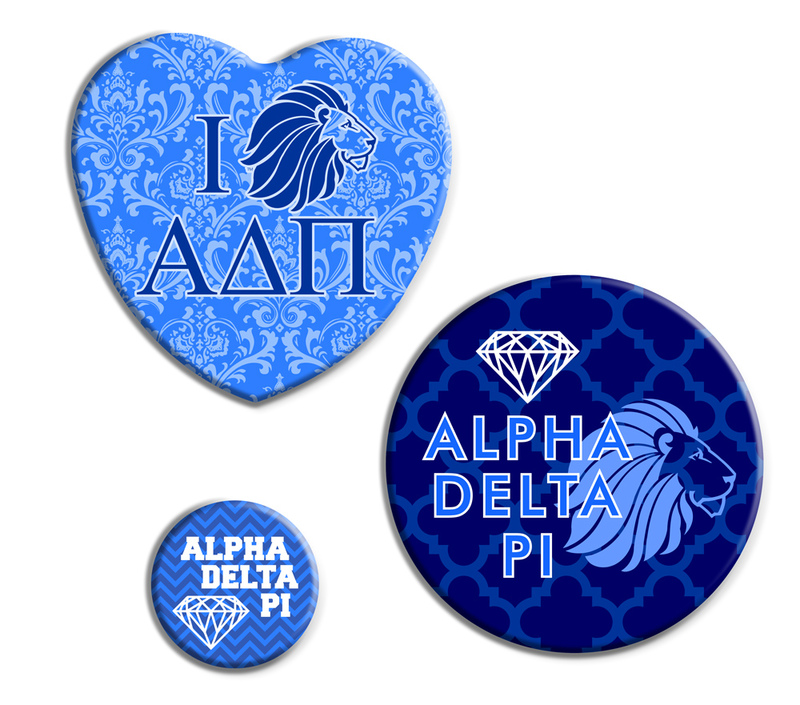 Sorority New Button Set