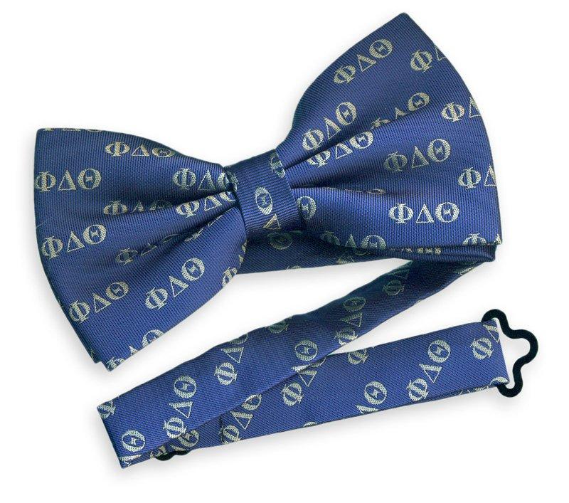 Phi Delta Theta Bow Tie - Woven