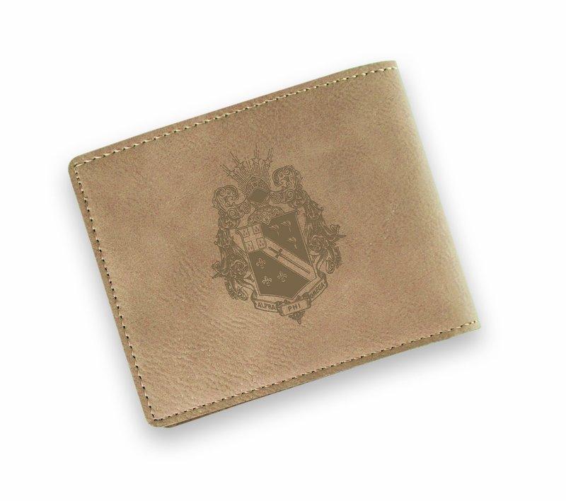 Alpha Phi Omega Wallet