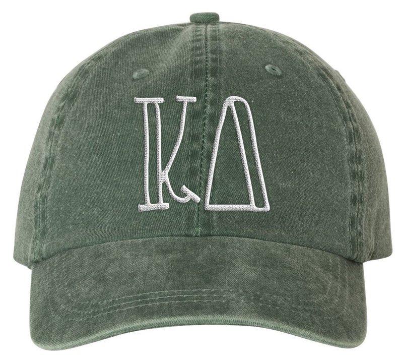 Kappa Delta Carson Greek Letter Hats