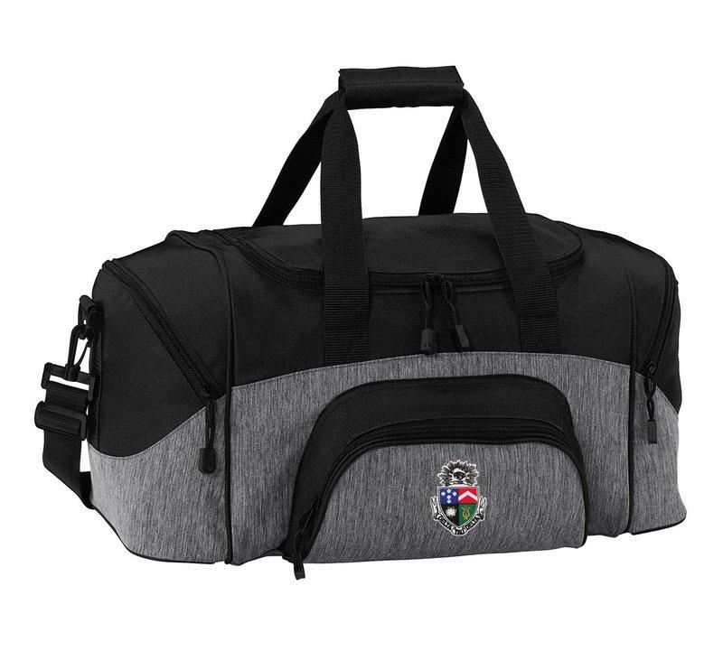Delta Tau Delta Colorblock Duffel Bag