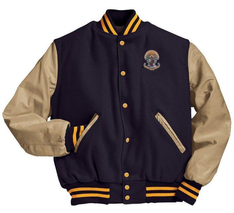 Sigma Pi Varsity Crest - Shield Jacket