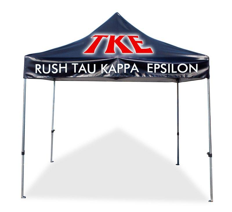 Fraternity Sorority Greek Tent