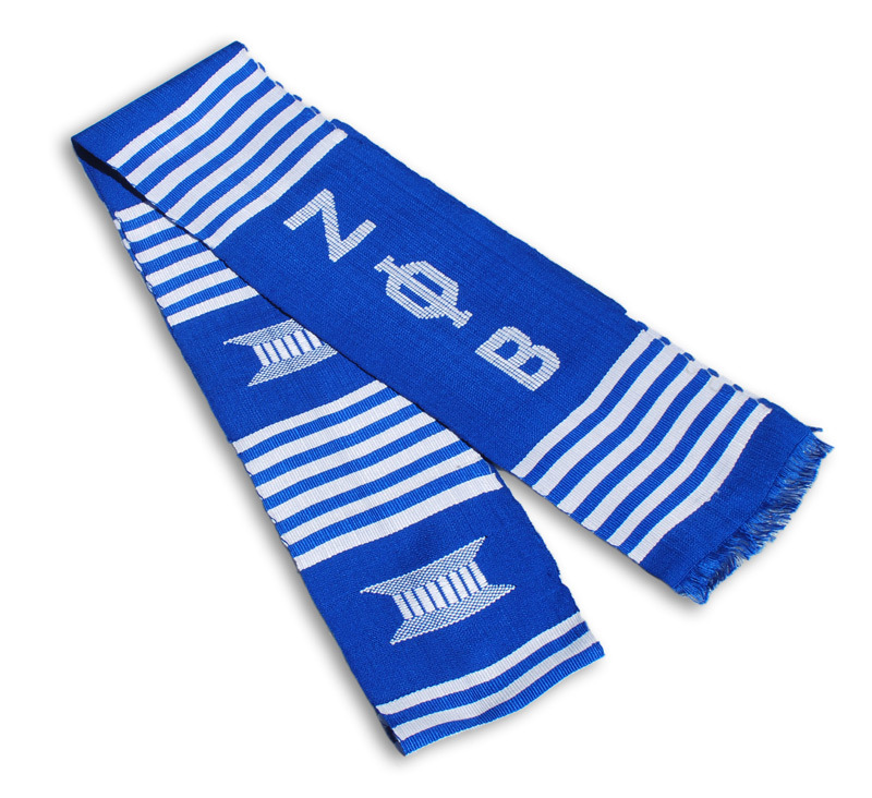 Zeta Phi Beta Kente Stole - Graduation Stole