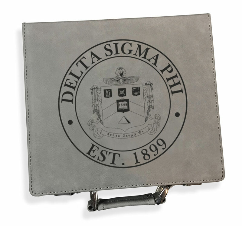 Delta Sigma Phi Poker Set