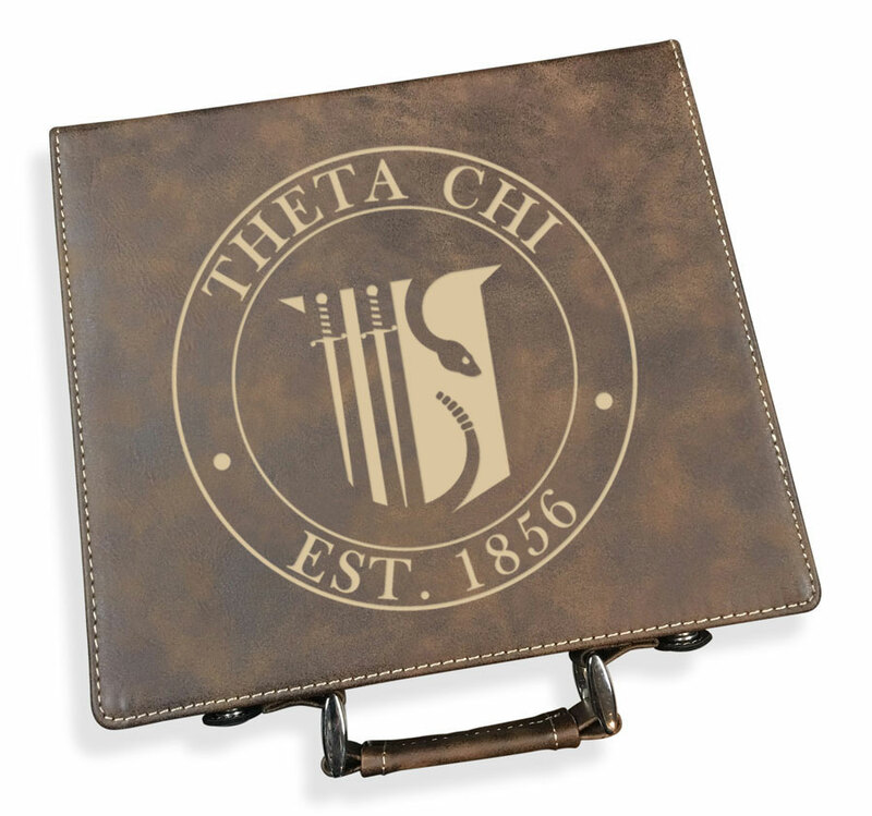 Theta Chi Poker Set