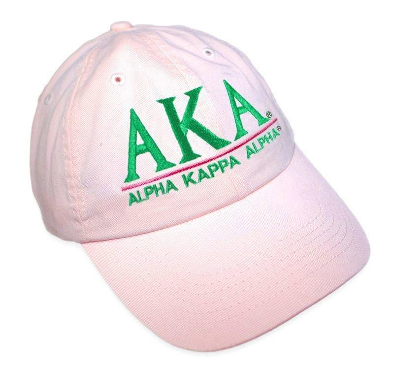 Alpha Kappa Alpha World Famous Line Hat