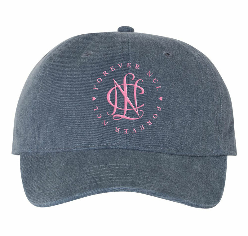National Charity League Heart Hat
