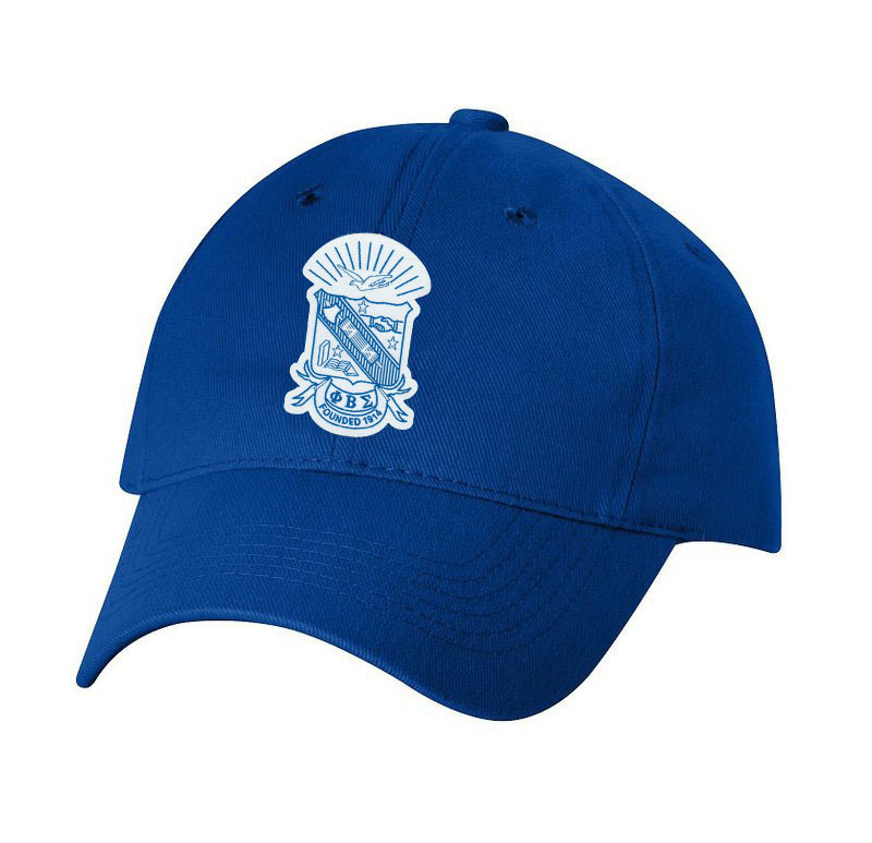 DISCOUNT-Phi Beta Sigma Crest - Shield Hat