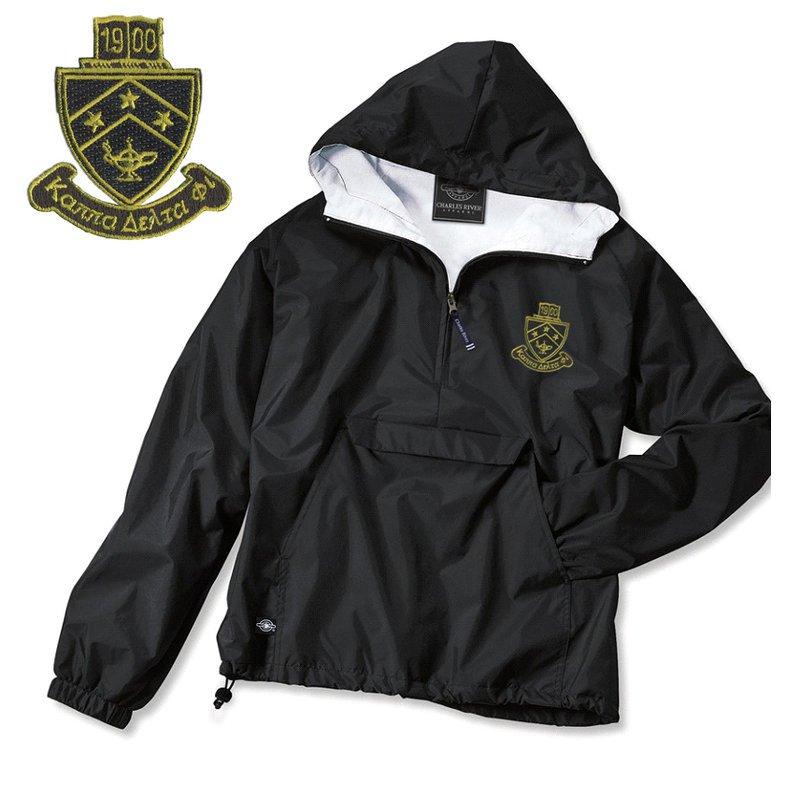 Kappa Delta Phi Crest Anorak