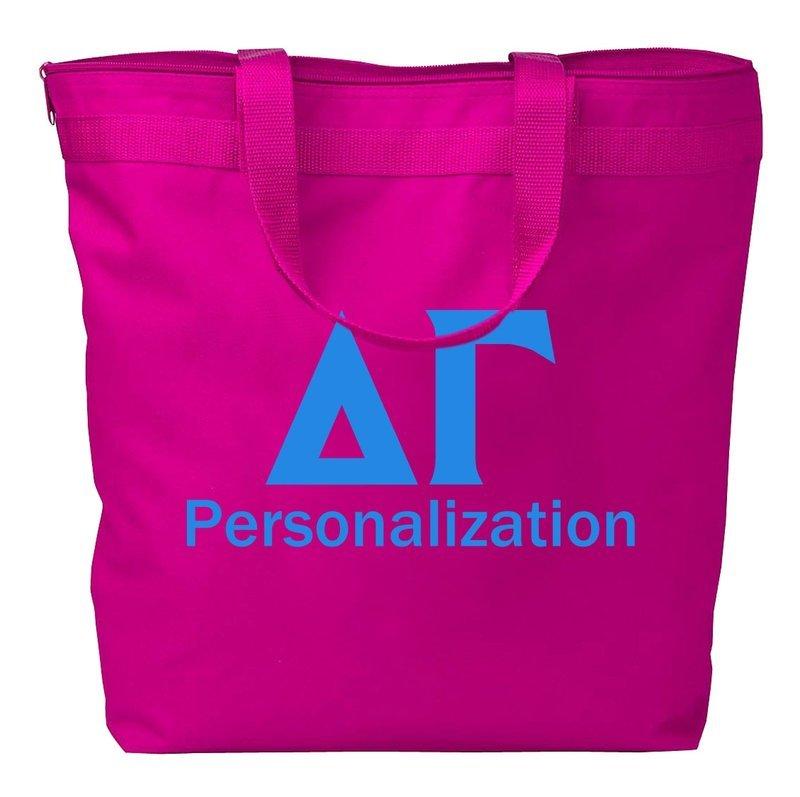 Delta Gamma Design Your Own Tote Bag