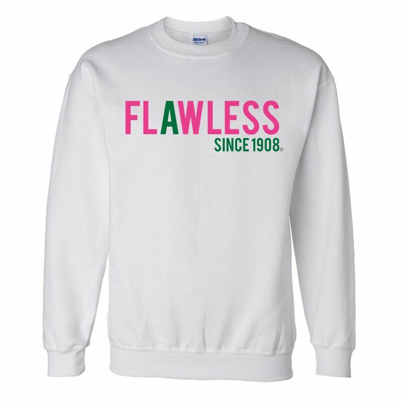 AKA - Flawless Crewneck Sweatshirt