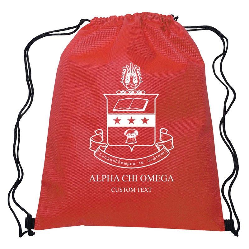 Alpha Chi Omega Sports Pack Bag