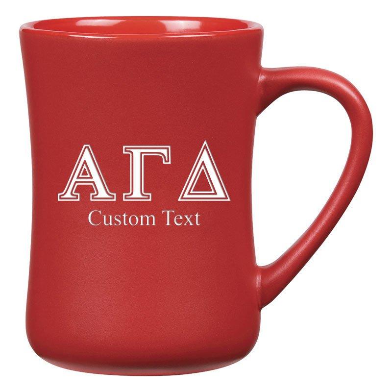 Alpha Gamma Delta Coffee House Mug