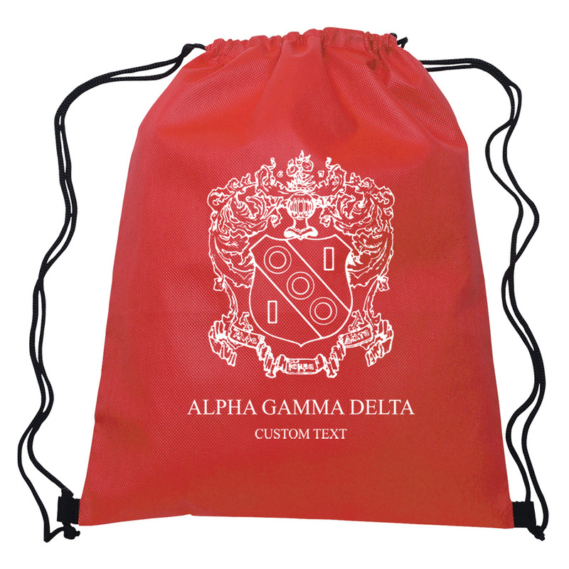 Alpha Gamma Delta Sports Pack Bag