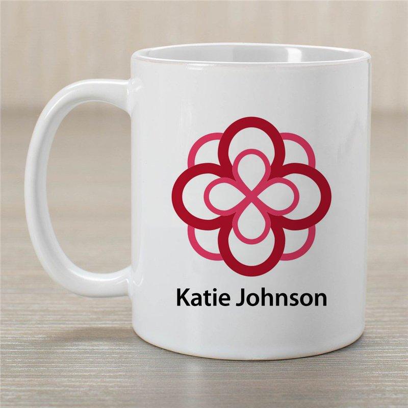 Alpha Omicron Pi Crest Coffee Mug - Personalized!