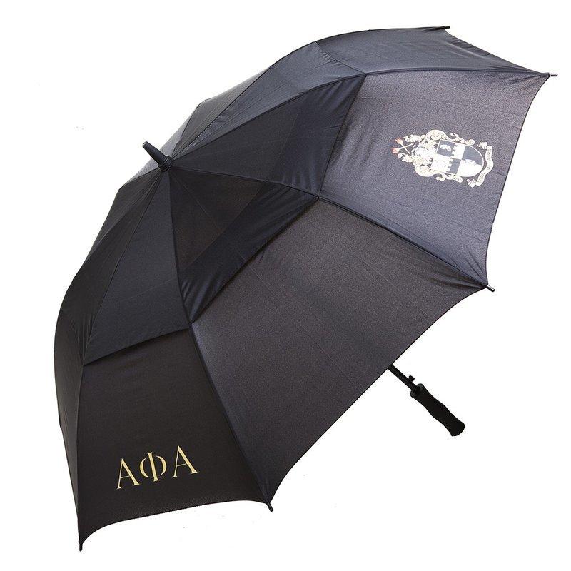 Alpha Phi Alpha Classic Air Vent Umbrella