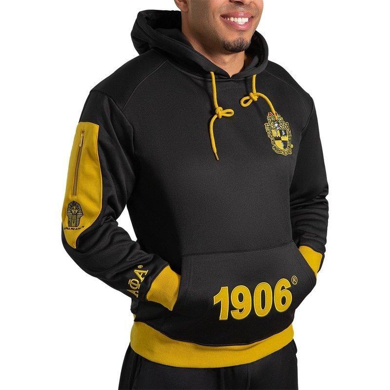 Alpha Phi Alpha Elite Hooded Pullover