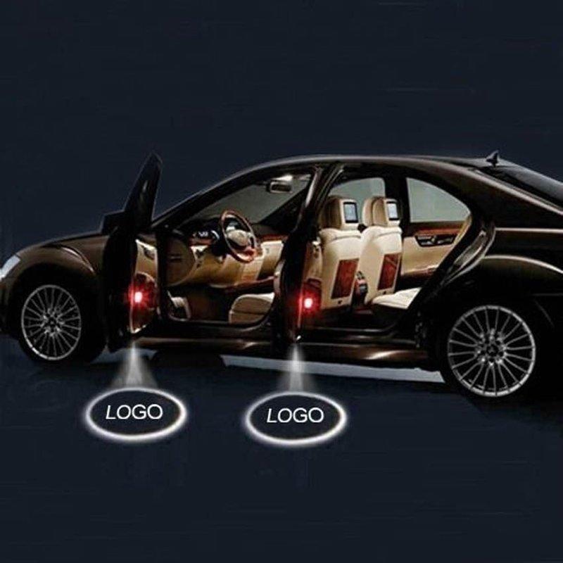 Alpha Phi Alpha LED Car Door Light Set