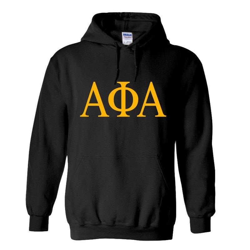 Alpha Phi Alpha World Famous $25 Greek Hoodie