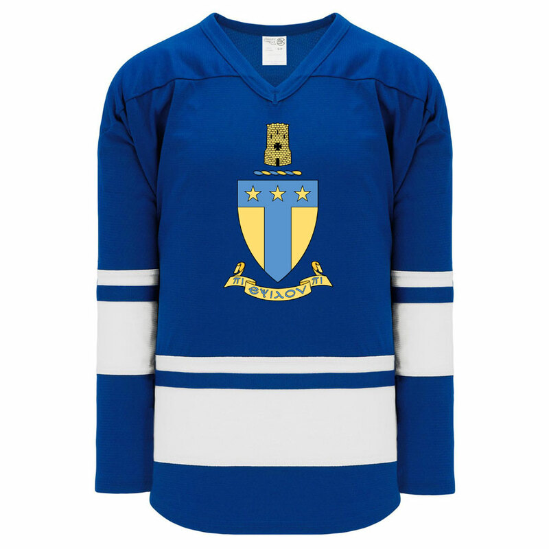 Alpha Tau Omega League Hockey Jersey