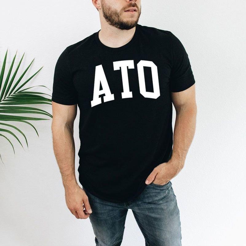 Alpha Tau Omega Nickname T-Shirt