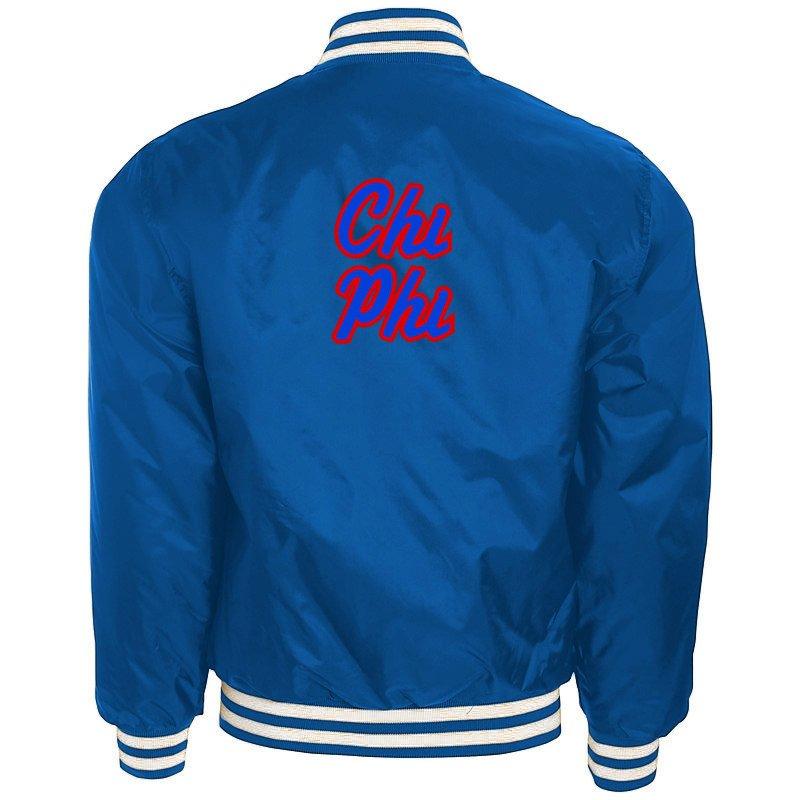 Chi Phi Heritage Letterman Jacket