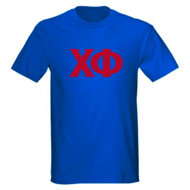Chi Phi letter tee