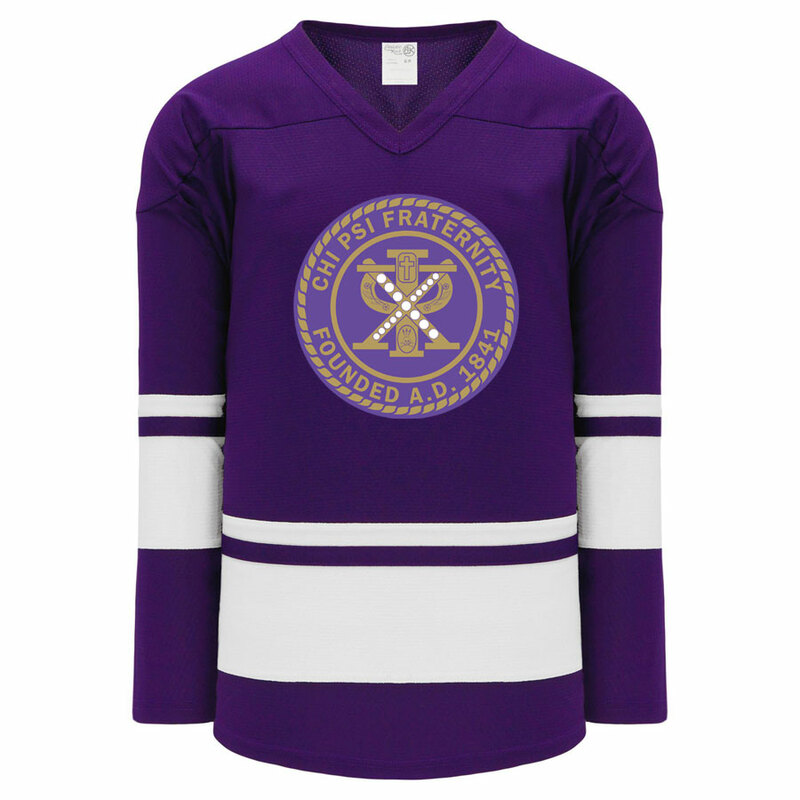 Chi Psi League Hockey Jersey