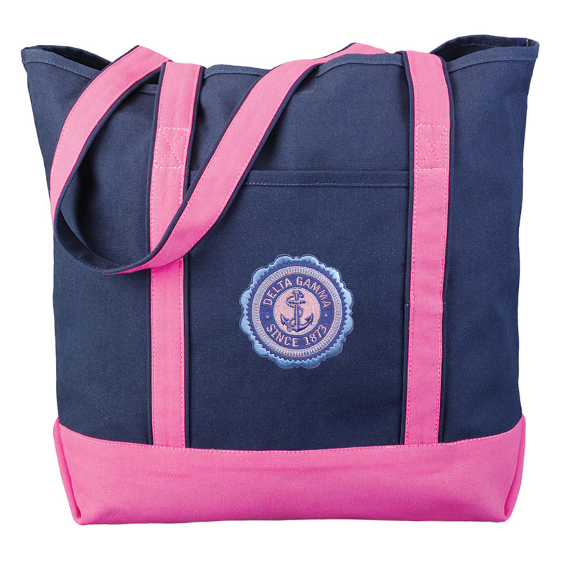 DISCOUNT-Delta Gamma Beach Bag