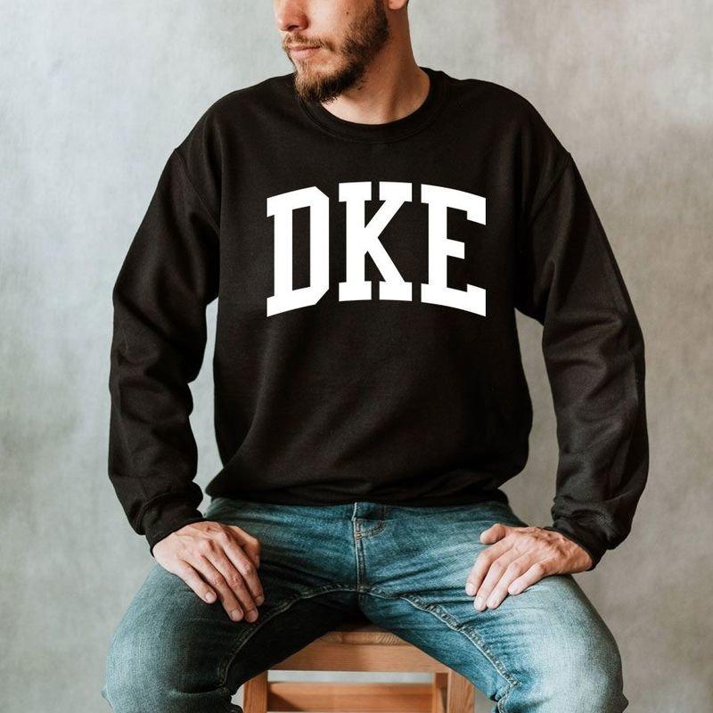 Delta Kappa Epsilon Nickname Crewneck Sweatshirt