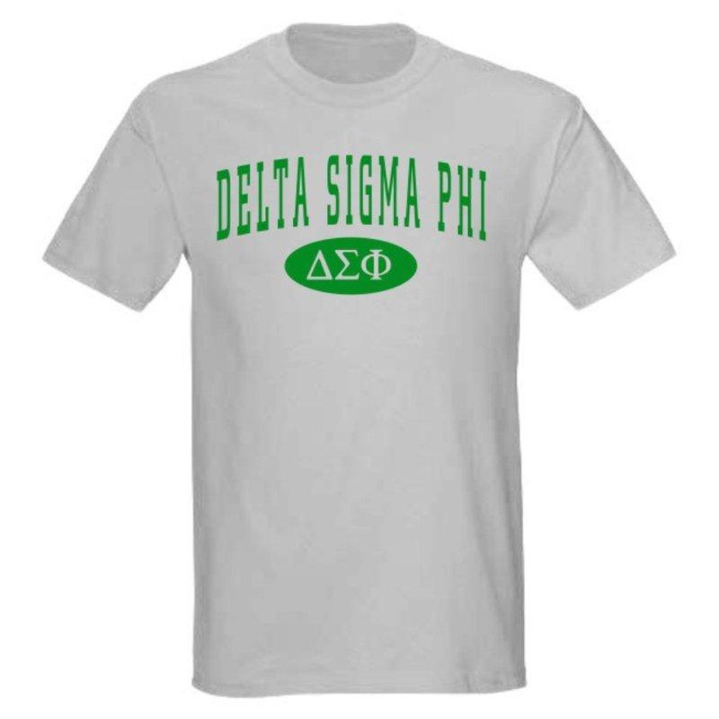 Delta Sigma Phi arch tee