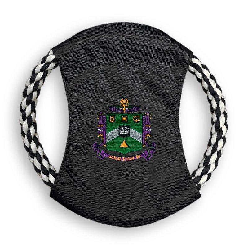 Delta Sigma Phi Dog Rope Flyer