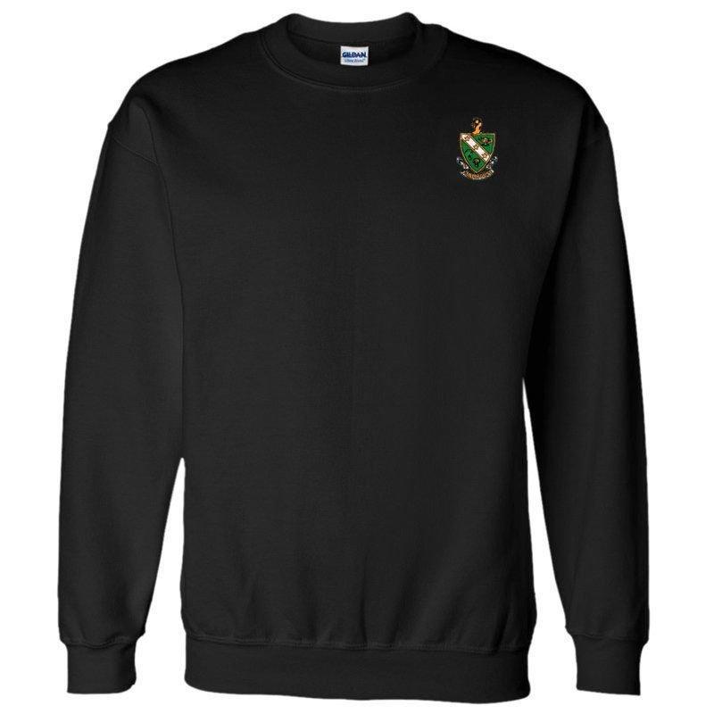 DISCOUNT-FarmHouse Fraternity World Famous Crest - Shield Crewneck Sweatshirt