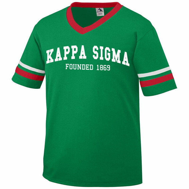 Greek Founders Jersey