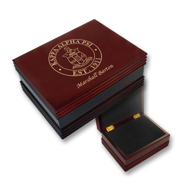 Kappa Alpha Psi Keepsake Box