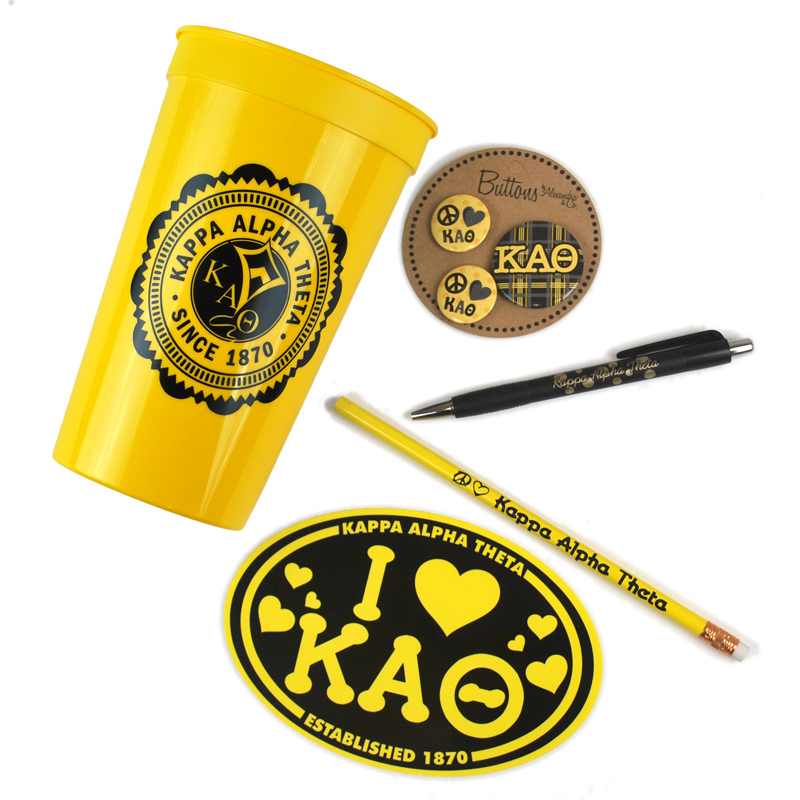 Kappa Alpha Theta Discount Kit