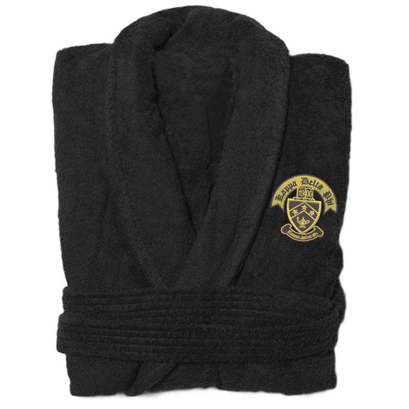 Kappa Delta Phi Crest Bathrobe
