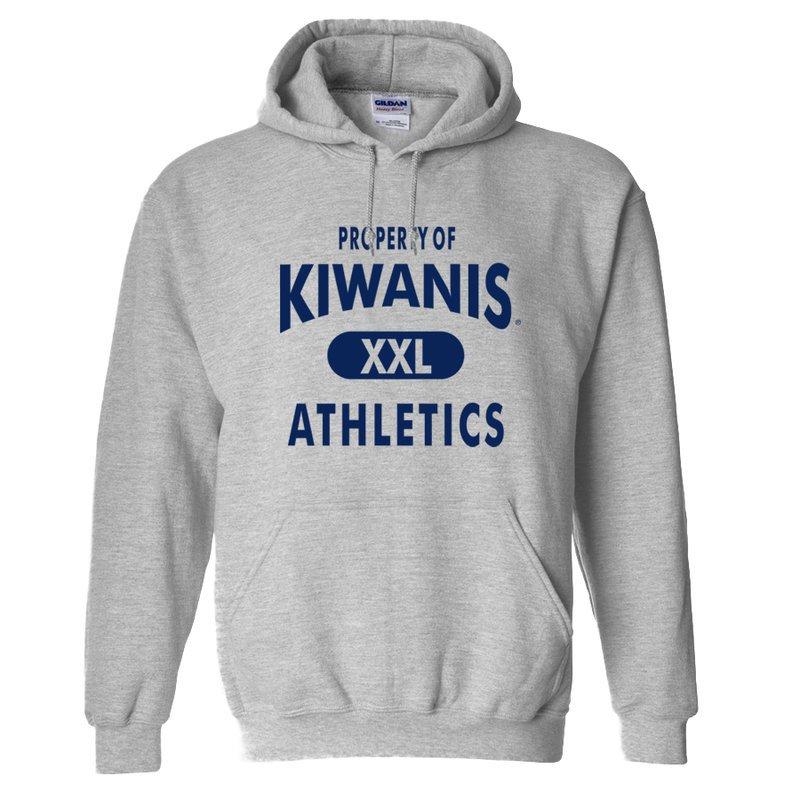 Kiwanis Property Of Athletics Hoodie