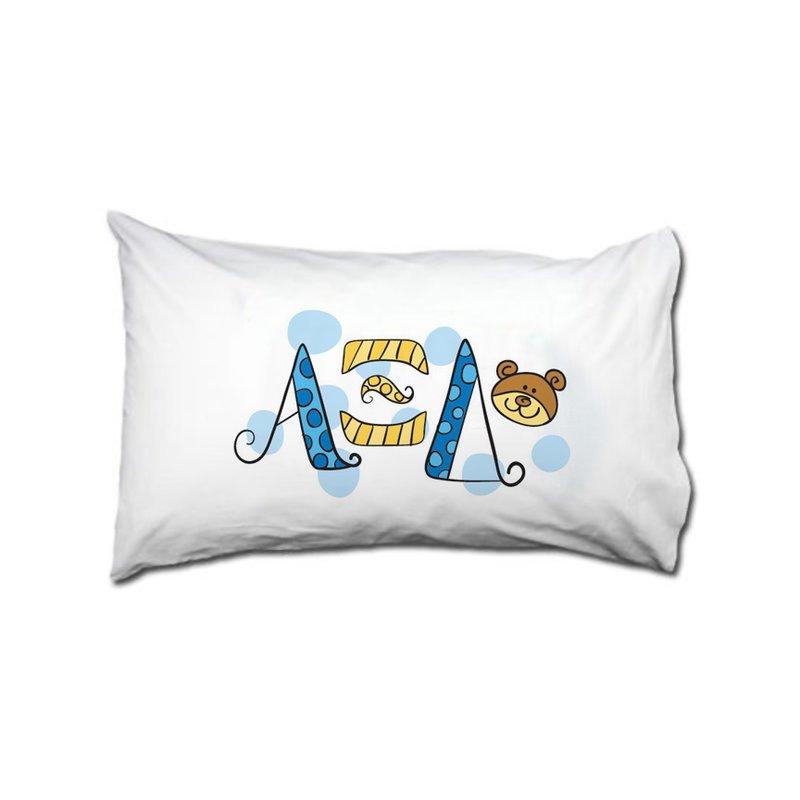 New Sorority Sorority pillowcases