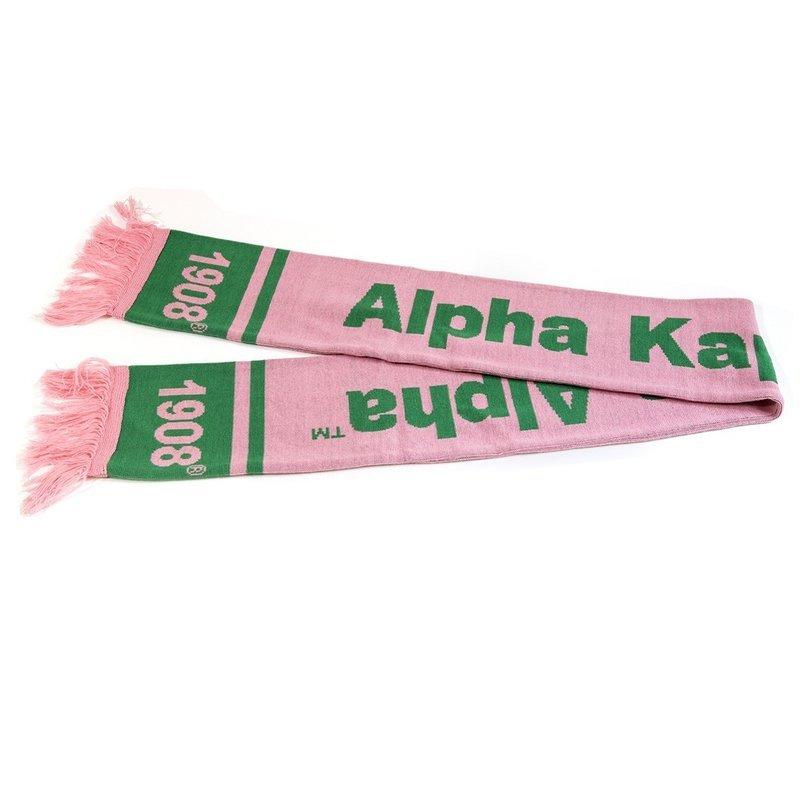 Alpha Kappa Alpha Knit Scarf