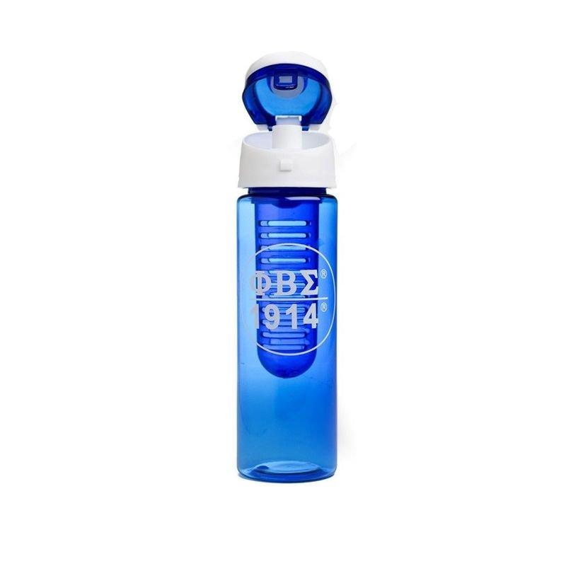 Phi Beta Sigma Tritan Water Bottle